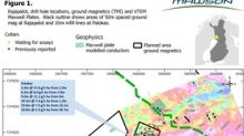 Mawson commences 105 line km ground magnetic survey at Rajapalot, Finland