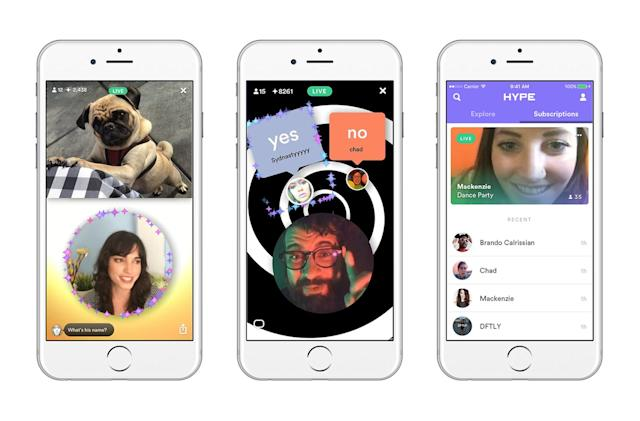 Vine co-creators unveil their own take on live streaming