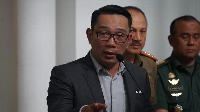 Di Tengah Virus Corona, Ridwan Kamil Imbau Warga Jabar ...