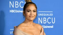 Jennifer Lopez Enjoys Sweet Breakfast in Bed With Her Twins: 'Life Is Good Today'