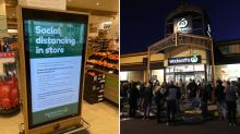 Woolworths reveals new social distancing rules for shoppers