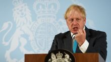 UK PM Johnson to speak on COVID-19 as anger mounts towards curbs