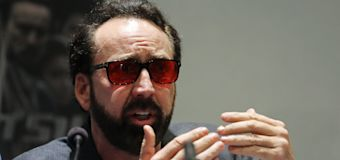 Cage didn't want to make 'Peggy Sue Got Married'