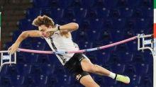 Pole vaulter Duplantis breaks Bubka's outdoor world record