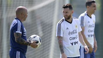 Revealed: Messi's explosive row with Argentina boss