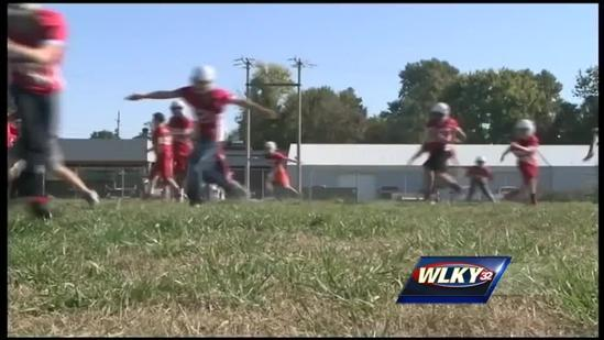 WLKY Cribs: Parkview football