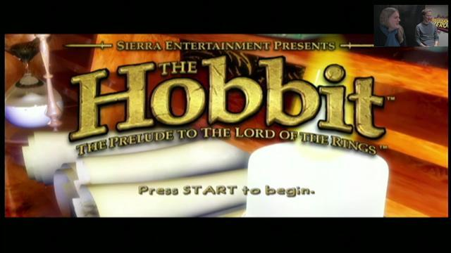 The Hobbit (Xbox) - Now Playing