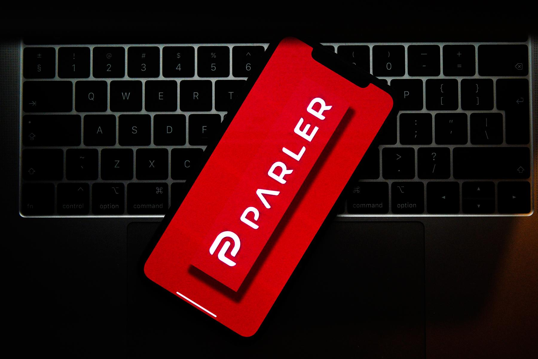 Parler Relaunches With New CEO After Free Speech Social Network Was Taken Offline Amid Capitol Riot