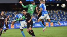 Foot - ITA - Serie A: Naples et l'AC Milan dos à dos