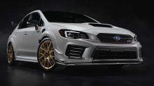 Subaru WRX STI S209 2019: versión especial para Estados Unidos