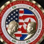 'Deal of the day': White House online shop crashes as North Korea coin discounted