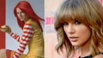 Is Taylor Swift the Star of a Japanese McDonald's Commercial?