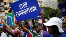 South African opposition, rights groups march against Zuma