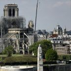 Paris Considers Building Temporary Church Near Notre Dame Cathedral