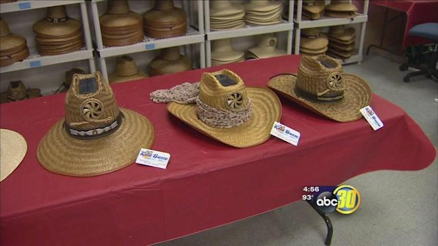 Made in the Valley: Kool Breeze Solar Hat