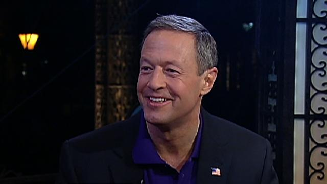 Gov. O'Malley on Ray Lewis: