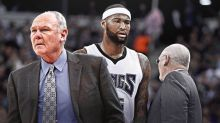 DeMarcus Cousins' Cryptic Tweet After George Karl Calls Him Out