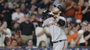MLB star's HR turns into an awkward family affair