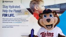 Great-Tasting Water. Less Plastic: Pentair Announces New Water Filtration Stations at Target Field