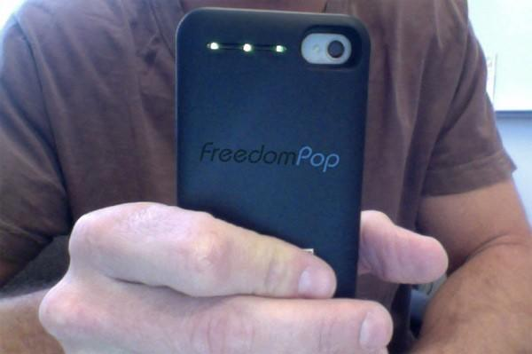FreedomPop jumping from WiMAX to LTE by year's end, iPhone sleeves intact