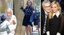 Reese Witherspoon throwing ice cream at Meryl Streep is the internet's new fave thing