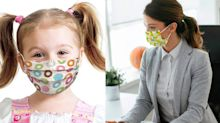 These bestselling 3-ply disposable face masks for kids have more than 11,000 customer reviews — and they're on sale!