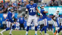 Is Nate Solder next on the chopping block for Giants?