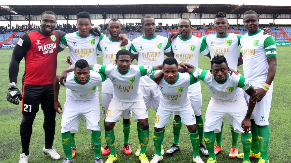 Plateau United cancel Ghana pre-season tour