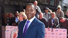 Andi Peters celebrates 50th birthday on live TV and reveals the secret to youthful looks