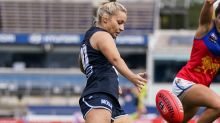 Richmond productive in AFLW trade period