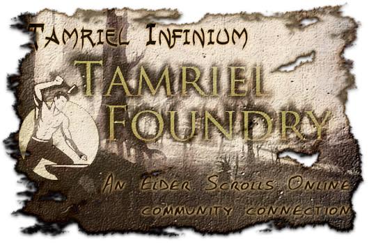 Tamriel Infinium: An Elder Scrolls Online community connection
