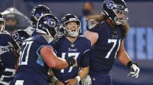 Ryan Tannehill continues his crazy star turn as Titans move to 4-0 with win over Bills