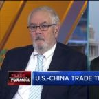 Two former congressmen discuss whether tariffs are an effective short-term trade tactic