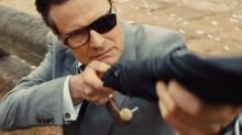 Colin Firth returns from the dead in NSFW Kingsman: The Golden Circle trailer
