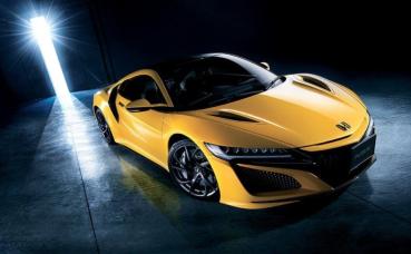 Honda 有意開發全新性能 SUV,融入 NSX 元素預計長這樣!
