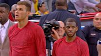 Paul, Griffin respond after Clippers loss