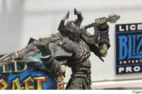 World of Warcraft action figures series 8 first look