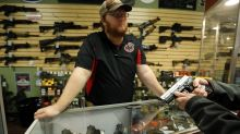 There are 50,000 more gun shops than McDonald's in the US