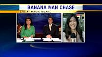Banana Man Chase kicks off for charity