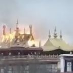 'Devastating' Videos Show Jokhang Temple, 'Heart Of Tibetan Buddhism,' Consumed By Fire