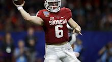 Oklahoma QB Baker Mayfield arrested for disorderly conduct, resisting arrest