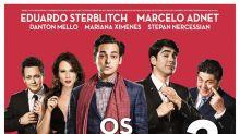 Marcelo Adnet eEduardo Sterblitch vão aprontar novamente em'Os Penetras 2′. Assista ao trailer