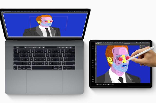 Apple's Sidecar feature only works on newer Macs