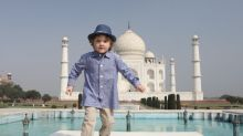We Should All Aspire To Be As Carefree As Hadrien Trudeau In India