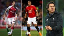 Gossip: Chelsea 'consider Martial bid', Man Utd 'want Bellerin', Liverpool No.2 Buvac 'wants Arsenal job'