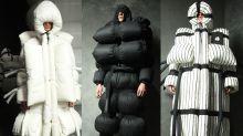 Neue Winterkollektion von Moncler: Das Netz lacht über diese Jacken!