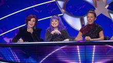 Sharon Osbourne reveals details of Sir Elton John's stag party on 'The Masked Singer'