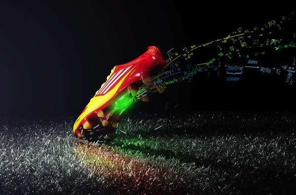 Adidas builds intelligent soccer cleats that can outwit even Joey Barton