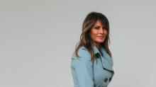 Melania Trump will spend week in hospital after surgery to treat 'benign kidney condition'