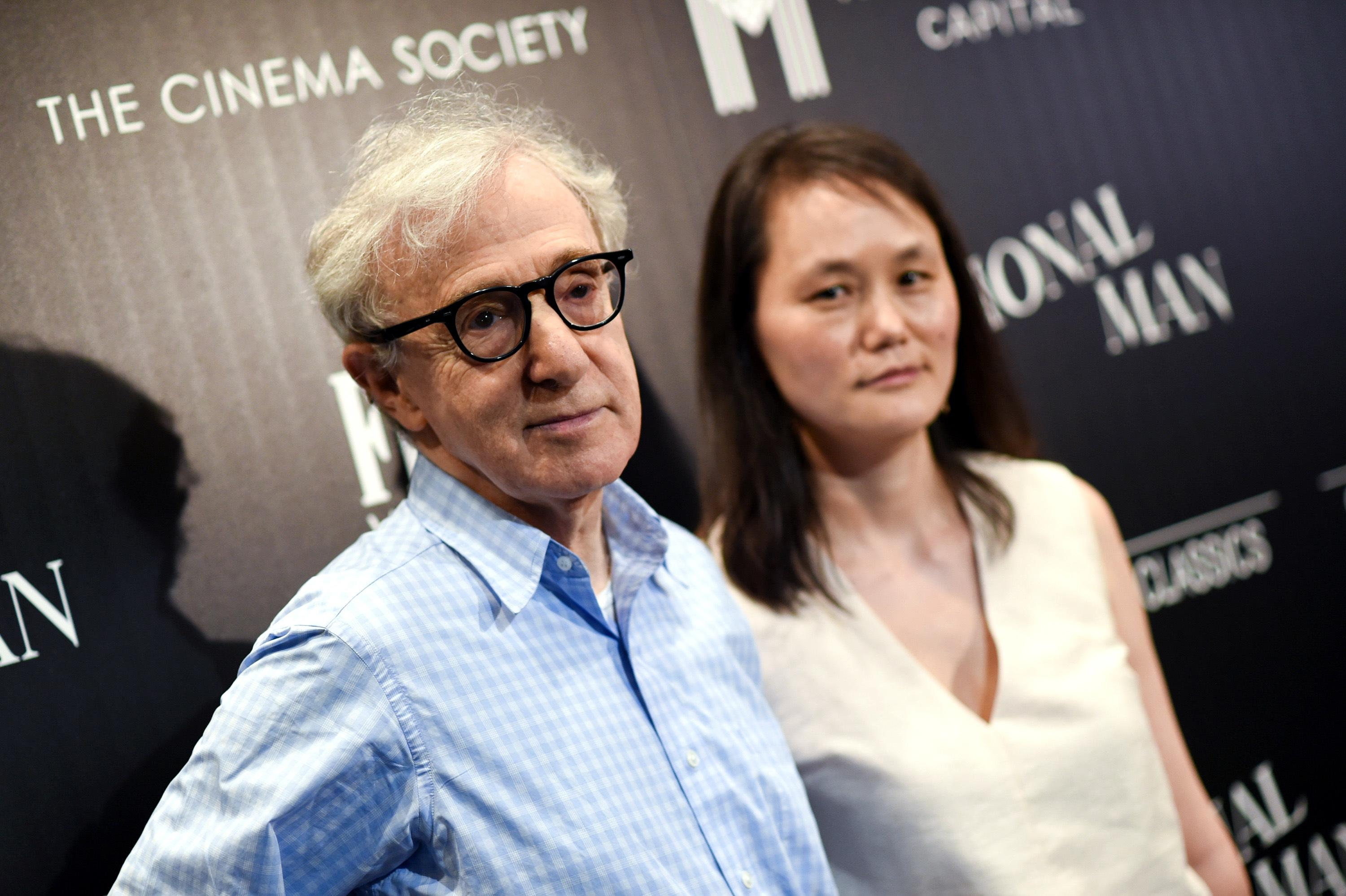 Woody Allen says he's made wife Soon-Yi Previn's life better